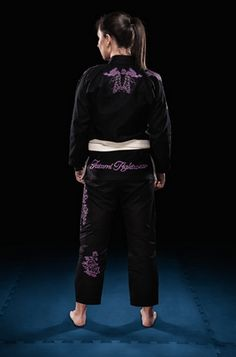 www.tatamifightwear.com.au -  Ladies Black Phoenix BJJ Gi, $139.95 (http://www.tatamifightwear.com.au/ladies-black-phoenix-bjj-gi/)