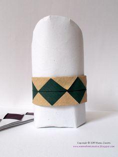 Bijoux di carta (origami style)