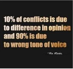 10% of conflicts is due...