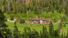 English Tudor-Style American Castle In The Rocky Mountains English Tudor, Land Of The Free, Tudor Style, Old House Dreams, Redstone, Luxury Real Estate, Rocky Mountains, Square Feet, Interior Architecture