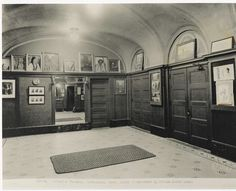 The Colonial Theatre Historic Lobby