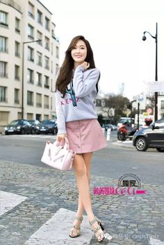 Ceci China Weibo Update with Jessica Jung Jessica & Krystal, Krystal Jung, Seohyun, Snsd, Girls Generation, Yuri, Jessica Jung Fashion, Ex Girl, Lucky Girl