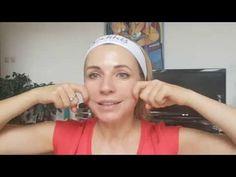 Liftingová masáž na spodnú kontúru a zvýraznenie líc - YouTube Health Fitness, Youtube, Face, People, Blog, Health And Wellness, Health And Fitness, Faces, People Illustration