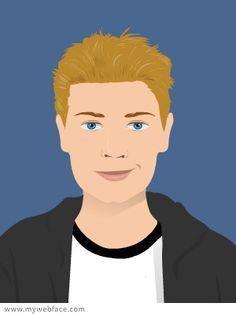 Bjarne (17/DE) er en sportsglad dreng. Han har mange danske rødder (hans mor er bl.a. dansk), og han ønsker at lære mere om dansk sprog og kultur. Han er dyrker meget cykelsport (BMX) og har gjort det i 8 år. Han danser også breakdance. Favoritfag i skolen er biologi og kemi, og så er han meget glad for idræt. Han vil gerne i millitæret efter sit ophold i Danmark. Han er vant til et roligt familieliv og hygger sig ofte med sin hund.