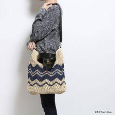 COOCO crochet bag