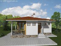 Modelos de Casas. Diseños de Casas y Fachadas: Fotos Modelos de Casas de Un Piso