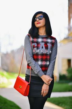 c73c206bdd 8 best Cyber-Monday- -Plaid-Sweatshirt images on Pinterest