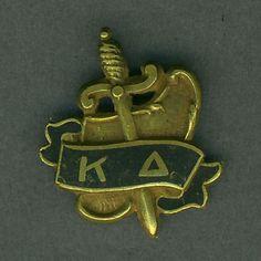 Unknown Kappa Delta pin