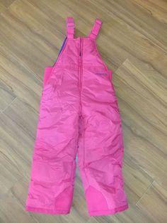 0a00d1407 Children kids Toddler Girls SKI Snow Snowsuit Bibs overalls Size 4T pink  #fashion #clothing #shoes #accessories #babytoddlerclothing  #girlsclothingnewborn5t ...
