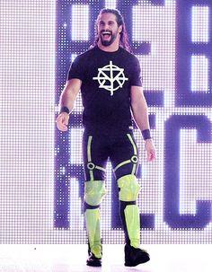 "WWE Mattel personnalisée Elite Seth Rollins Red /""Burn It Down/"" Custom Shirt"