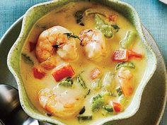 Quick Shrimp Chowder