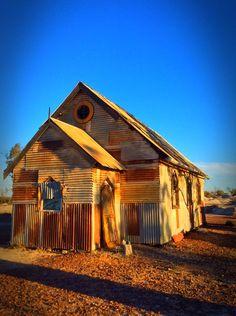 Goddess of 67 Church, Lightning Ridge Lightning Ridge, Extended Play, Australia, Cabin, River, House Styles, History, Home Decor, Historia