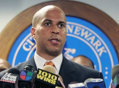 Last week, Newark, New Jersey Mayor Cory Booker came under fire for alleged crony capitalism involving his Internet startup, Waywire, which tapped CNN People News, Good People, Union City, Big Government, Cory Booker, Letting Go Of Him, One Week, Cbs News, Faith In Humanity