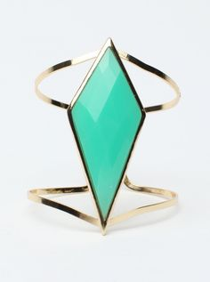 livingroyal.com ... This jewel bangle is an instant eye catcher. Dress it up with some summer color dresses.*Adjustable Sizing