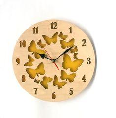 SALE Modern wall clock large wall clock Mother's day от OlaDiClock