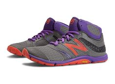 If your training program requires a lot of versatility like mine, the New Balance Minimus 20 ($110) is the shoe for you. This shoe is perfect for strength-training workouts in the gym because it provides a stable platform for resistance training, plus a ton of lateral ankle stability for those balance-training moves. They're comfortable, lightweight, and perfect for warm-ups, interval runs, stair-climbing workouts, or even outdoor beach cruising on my bike. Plus, if you like a shoe that ...