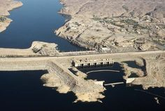 High Dam - ASWAN, EGYPT