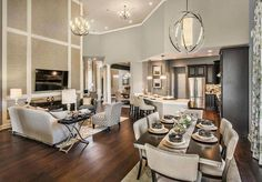 Open Concept  Toll Brothers