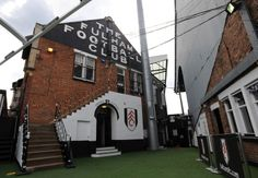 Craven Cottage- Fulham FC