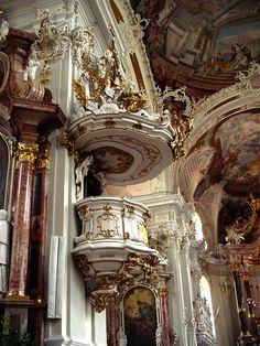Basilica di Wilten. Innsbruck. Austria