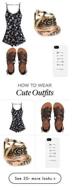 """""""Outfit 620"""" by that-girl-j on Polyvore featuring Billabong and Aéropostale"""