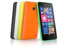 Leak reveals the Nokia Lumia 630's colorful backside
