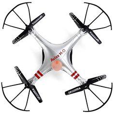 Sale Preis: AFUNTA H2O Waterproof Quadcopter 4-Kanal 2,4 GHz RC Quadcopter Drone mit 4 LED-Leuchten. Gutscheine & Coole Geschenke für Frauen, Männer und Freunde. Kaufen bei http://coolegeschenkideen.de/afunta-h2o-waterproof-quadcopter-4-kanal-24-ghz-rc-quadcopter-drone-mit-4-led-leuchten