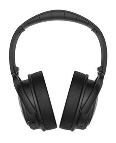 d7a49decd69 CB3 HUSH Wireless Bluetooth Headphones with Active Noise Cancelling  Technology (Black) - Headphones Planet