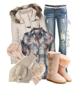 Wish | cute winter outfit