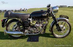 1967 Velocette Venom Thruxton Motorcycle