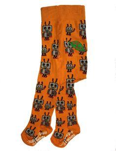 Slugs & Snails Tights - Bots Retro Baby Clothes - Baby Boy clothes - Danish Baby Clothes - Smafolk - Toddler clothing - Baby Clothing - Baby clothes Online