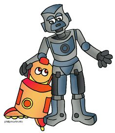 Robots - Free Online Games  Activities for Kids