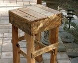 pallet bench awesome