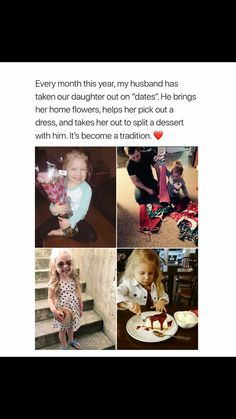 my future husband better be doing this for my future daughter Parenting Done Right, Kids And Parenting, Cute Kids, Cute Babies, Futur Parents, Little Mac, Baby Life Hacks, Future Mom, Cute Stories