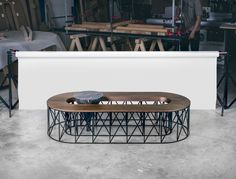 Table basse Exo