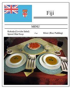 World Food Tour: Fiji