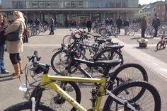 am in Wettingen Bicycle, Motorcycle, Vehicles, Switzerland, Bathing, Bicycle Kick, Bike, Bicycling, Cars