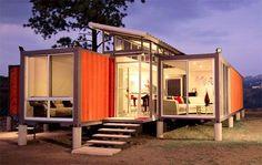 Diseño de casas con contenedores [construcción]   Construye Hogar