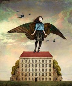 I am a bird now by ChristianSchloe