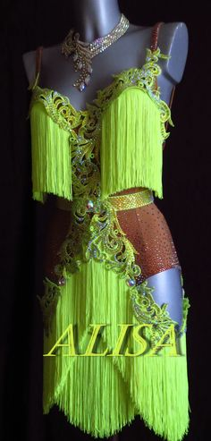 Latin Ballroom Dresses, Ballroom Dancing, Girl Costumes, Dance Costumes, Beautiful Costumes, Salsa, Lady, Inspiration, Beauty