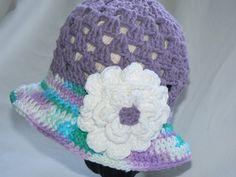 Summer Cloche Hat   @Karol Jennings