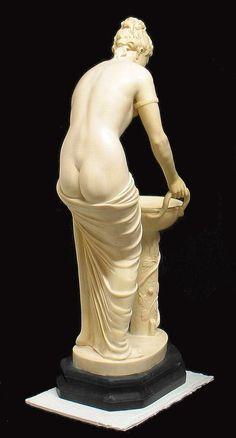 Statue of Aphrodite - in Hellenistic period
