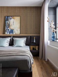 Мужская квартира в Москве, 72 м² | AD Magazine
