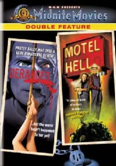 Deranged/Motel Hell (DVD)