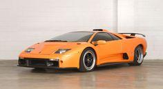 1999 Lamborghini Diablo GT   ZA9DE21AOXLA12381