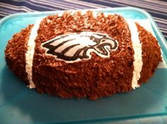 For the BF's birthday, he's a huge Eagles fan