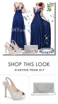 """""""Sammydress 47"""" by azra-90 ❤ liked on Polyvore featuring Lauren Lorraine, M&Co, women's clothing, women's fashion, women, female, woman, misses and juniors"""