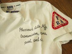 【ST3】''FREMONT SPEEDWAY''Tシャツ ストーミーブルー/STORMY BLUE(BY フェローズ/PHERROW'S/PHERROWS)