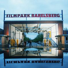 The moviepark is located in Potsdam-Babelsberg Germany, Babelsberg Film Studio is the oldest large-scale film studio in the world.