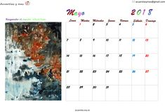 #Feliz día del #trabajo #happy labor day #si puedes #soñarlo puedes #hacerlo #mayo en mi #calendario 2018 #May #Calendar #watercolor #acuarela #artist #artistas #draw #painting